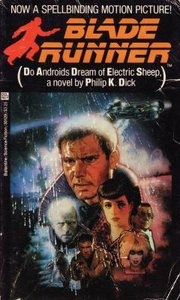 Blade Runner book front cover